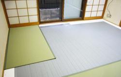 畳みに床暖房が対応できるようになって、畳の良さが再認識されています。